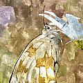Butterfly Art Print 3 by Dori Marie Art By Design