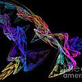 Butterfly Dance by Yvonne Johnstone