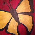 Butterfly by David Cotton