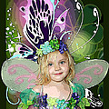 Butterfly Fairy by Ellen Henneke
