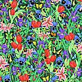 Butterfly Garden by Alison Stein