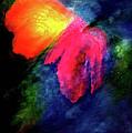 Butterfly Glow by Janice Nabors Raiteri