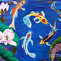 Butterfly Koi by To-Tam Gerwe