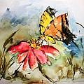 Butterfly   by Mary Spyridon Thompson
