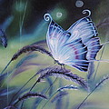 Butterfly Series #3 by Dianna Lewis