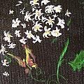 Butterfly Sprig by Katerina Naumenko