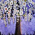 Butterfly Tree by Blenda Studio