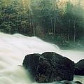 Buttermilk Falls by Jeffery L Bowers