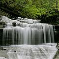 Buttermilk Falls by Judd Connor