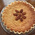 Buttermilk Pecan Pie by Connie Fox