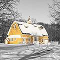 Butterscotch Barn by Cathy Kovarik