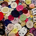 Buttons 678 by Ron Harpham