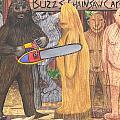 Buzz Bigfoot by Catherine G McElroy