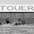 Bw Stovers Farm Market Berrien Springs Michigan Usa by Sally Rockefeller