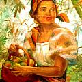 by Amorsolo by Maria Leah Comillas