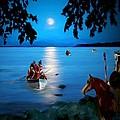 By Cover Of Night by Yvonne Della-Moretta