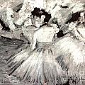 By Degas by Maria Leah Comillas
