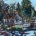 Near Reeds by Kendall Kessler