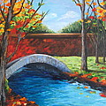 By The Bridge by Rosie Sherman