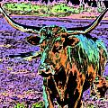 By The Horns by T Campbell
