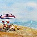 By The Waterfront by Debbie Lewis