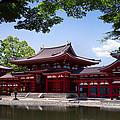Byodoin Temple - Kyoto Japan by Daniel Hagerman