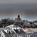 Bywater Rooftops by William Morgan