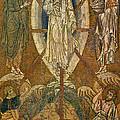 Byzantine Icon Depicting The Transfiguration by Byzantine School