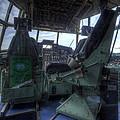 C-130 Cockpit by David Dufresne