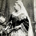 C. 1880 Her Majesty Queen Victoria by Historic Image
