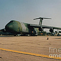 C-5 On Taxi by Tommy Anderson