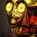 C3-po On Display by Micah May
