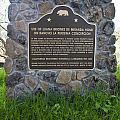Ca-524 Site Of Juana Briones De Miranda Home On Rancho La Purisima Concepcion by Jason O Watson
