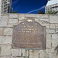 Ca57-la Punta De Los Muertos Dead Mens Point by Jason O Watson
