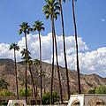 Cabanas Palm Springs by William Dey