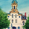 Cabarrus County Courthouse by Stacy C Bottoms