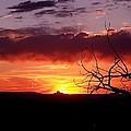 Cabazon Sunset by Dan Vallo