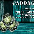 Cabbage Farm by Marvin Blaine