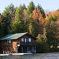 Cabin By The Eternal Lake by Brenda Kean
