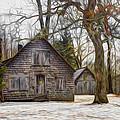 Cabin Dream by Debra and Dave Vanderlaan