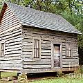 Cabin In Pittsboro Nc by Alan Russo