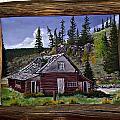 Cabin by Jesus Fernandez