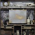 Cabinet Of Old Psychoanalyst by Sergey Meytuv