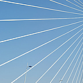 Cable Bridge Detail by Grigorios Moraitis