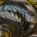 Cable Car Brake Close Up by Scott Campbell