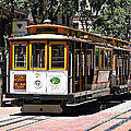 Cable Car - San Francisco by John Waclo