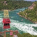 Cable Car Whitewater by Alice Gipson