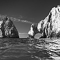 Cabo In Black And White by Sebastian Musial