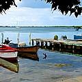 Cabo Rojo Skiffs by Ricardo J Ruiz de Porras