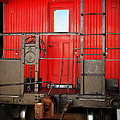 Caboose by Rodney Lee Williams